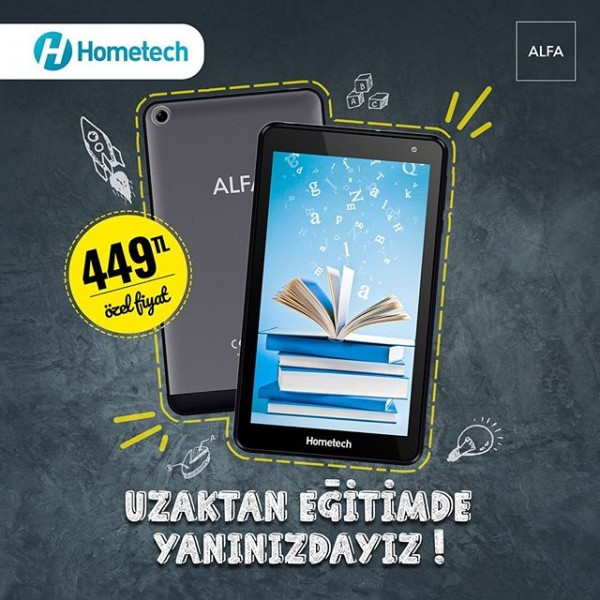 Koronavirüs nedeniyle uzaktan eğitime başlayacak öğrenci ve öğretmenlerimize özel olarak üretilen tabletlerimiz www.hometech.com.tr de... #tablet #hometech #uzaktaneğitim #eba #bilgisayar #notebook