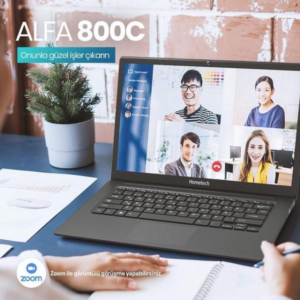 ALFA 800C notebook ile toplantılarınız artık kesintiye uğramayacak