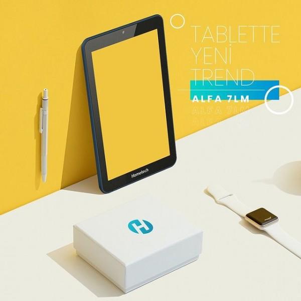 Alfa 7LM küçük ama hızlı!  Android 10 ile yeni bir yüz!  IPS ekran yüksek kalite!  EBA sürecinde en büyük destekçiniz olacak