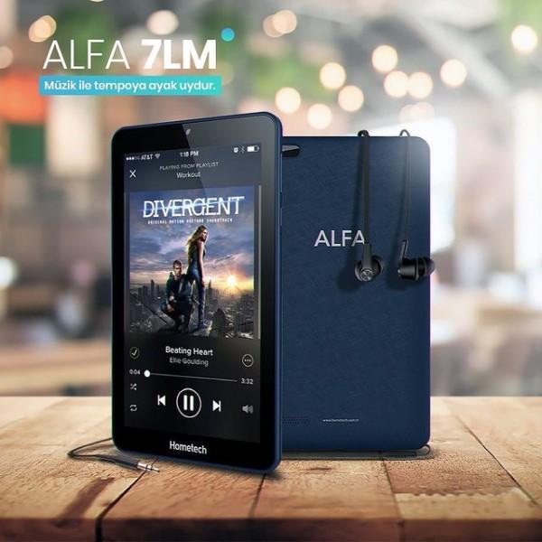 Alfa 7LM ile anı kaçırma! Hayatı yakala!  #hometech #tablet #alfa7lm