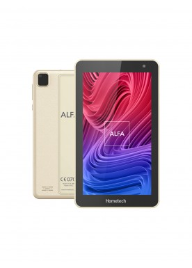 ALFA 7MRC Premium TABLET PC (GOLD)