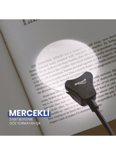 US-234 MERCEKLİ USB LED